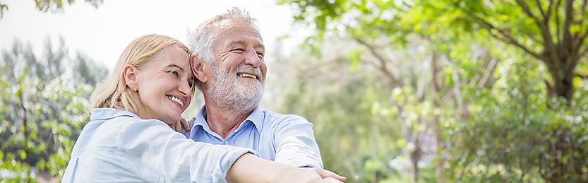 Ryppyjä & rakkautta -parisuhdekurssi 55+ ikäisille pariskunnille